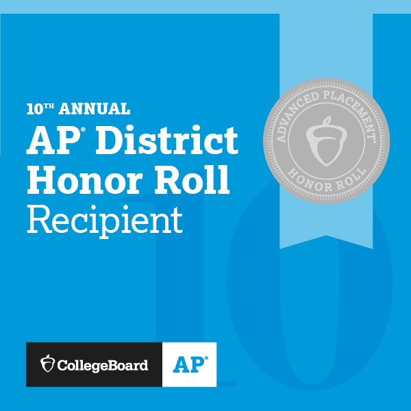 EPS Earns Place on College Board's 10th Annual AP® District Honor Roll for Significant Gains in Student Access and Success