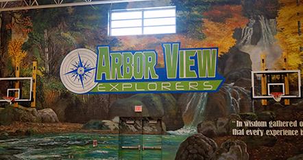 Arbor View Dedication