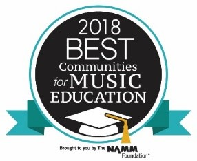 """EPS Named One of NAMM Foundation """"Best Communities for Music Education"""""""