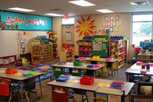 Arbor View Kindergarten Classroom