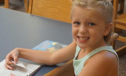 Kindergarten Roundup 2018-2019