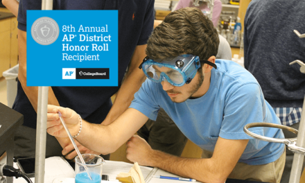EPS Named to 8th Annual AP Honor Roll