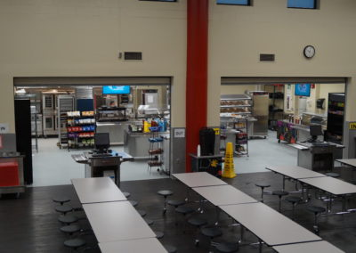 Elkhorn Middle School Kitchen Remodel
