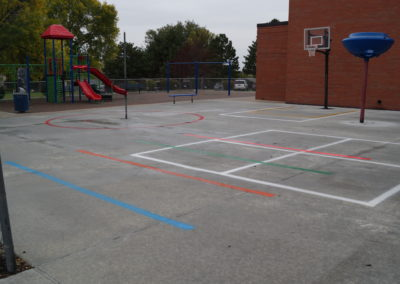 Hillrise Elementary Playground Asphalt Replacement