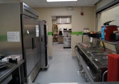 Hillrise Elementary Kitchen Remodel