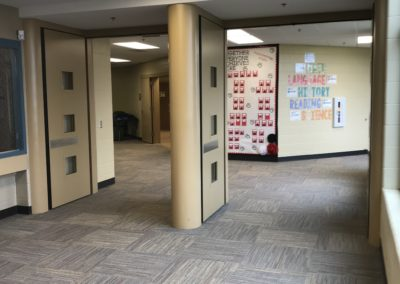 Manchester Elementary Carpet Replacement