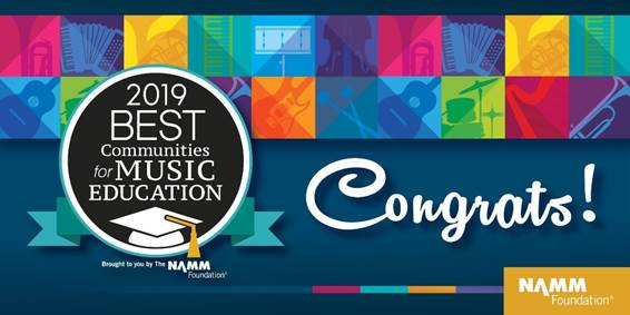 Elkhorn Public Schools Recognized as One of the Best in the Nation for Music Education